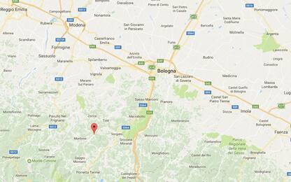 Esplosione fa crollare casa nel Bolognese