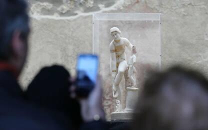 La Venere in bikini torna a Pompei