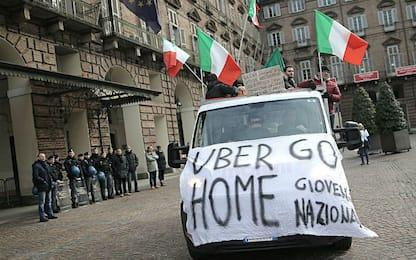 """Lettera di Uber ai tassisti: """"Dialoghiamo e cerchiamo soluzioni"""""""