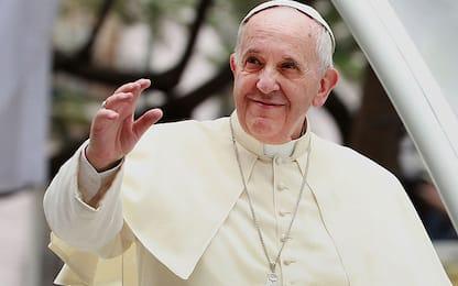 Papa a Milano, oltre 70mila persone per l'incontro a San Siro