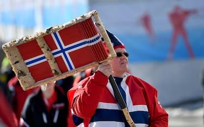 La Norvegia è il Paese più felice, Italia a picco negli ultimi 10 anni