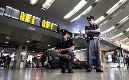 Controlli in zona Termini a Roma: 5 arresti e 12 denunce