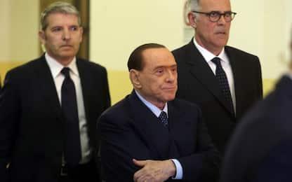 """Berlusconi: """"Fontana nostro candidato"""". E annuncia: """"Via il Jobs Act"""""""