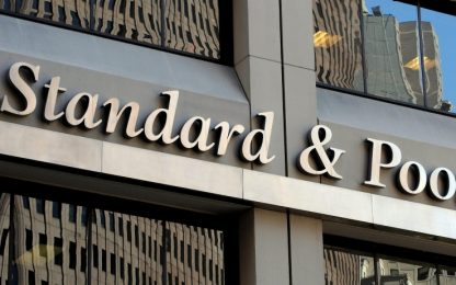 Standard & Poor's alza rating dell'Italia a BBB/A-2, outlook stabile