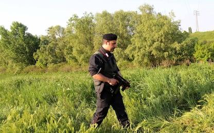 Ricerche killer Budrio nelle campagne