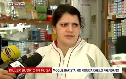 Budrio, la moglie del barista: &quot;Ho fiducia che prendano il killer&quot;<br>