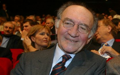 Lutto nel mondo del giornalismo: è morto Piero Ottone