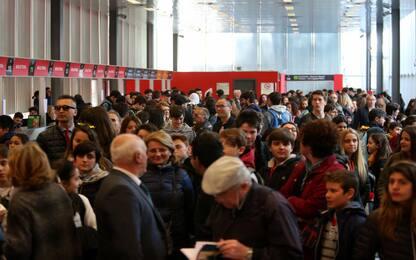 Salone del Libro, peculato: indagato vicedirettore Comune di Torino