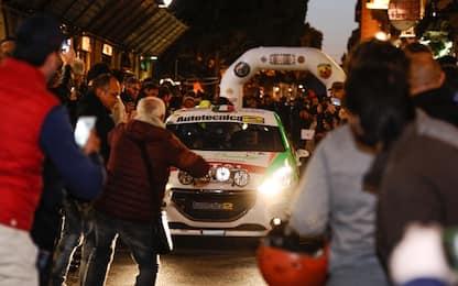 Rally Targa Florio, auto fuori strada: morti pilota e giudice di gara