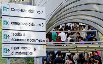 Istat: aumentano i laureati italiani che vanno all'estero, +9%