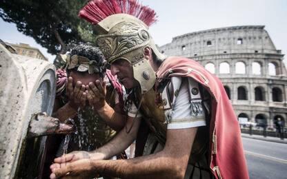 """Roma, """"nasoni"""" e fontane monumentali mappati da un'app"""
