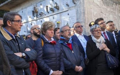 Portella della Ginestra, sindacati in corteo in ricordo della strage