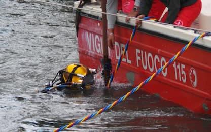 Napoli, trovato cadavere sub: ipotesi malore od onda gigante