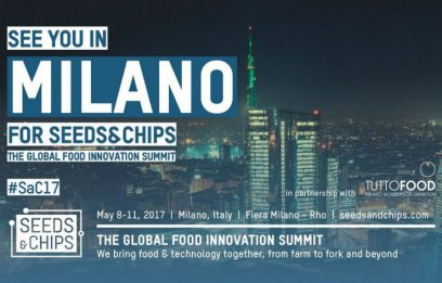 Seeds&Chips 2017: Milano torna capitale del food. Obama ospite d'onore