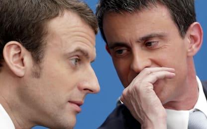 "Francia, Valls: ""Mi candido con Macron"". En Marche: ""Non automatico"""