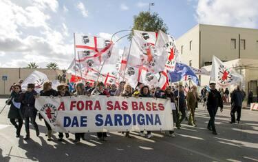 Fotogramma_Manifestazione_indipendentisti_Sardegna