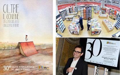 Salone del Libro al via, a Torino l'edizione numero trenta