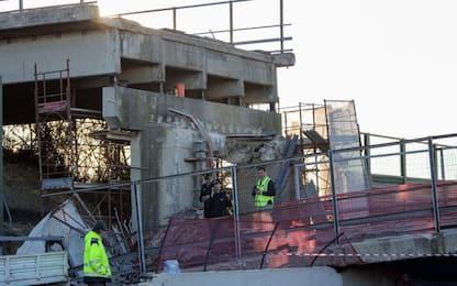Crollo ponte A14, indagati in 41: ci sono anche dirigenti Autostrade