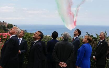 G7 Taormina: compromesso sui migranti, questione sospesa sul clima