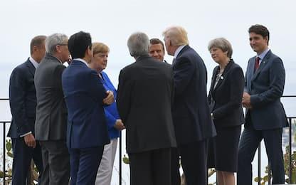 G7 Taormina, i punti chiave della dichiarazione contro il terrorismo