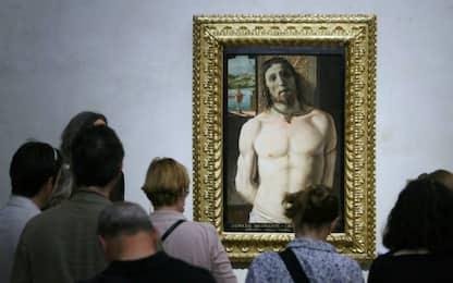 Cristo Bramante torna visibile