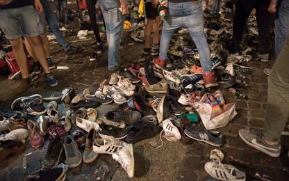 Piazza San Carlo, gip: cade l'accusa di omicidio preterintenzionale