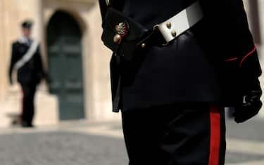 GettyImages_Carabiniere_nascita_Roma