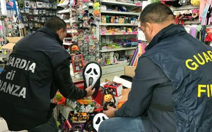 Sicilia, sequestrati 130mila articoli pericolosi per la salute