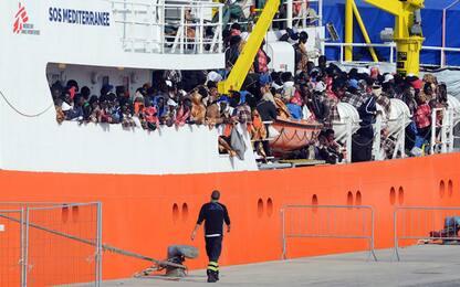 Immigrazione, 1700 persone sbarcano sulle coste siciliane: 9 vittime