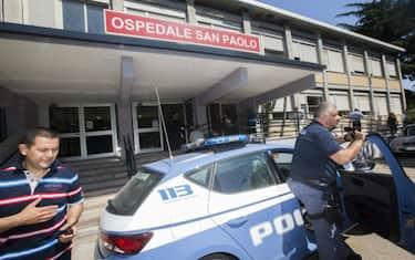 Fotogramma_Ospedale_San_Paolo_Napoli_Polizia