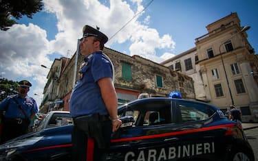 napoli-carabinieri