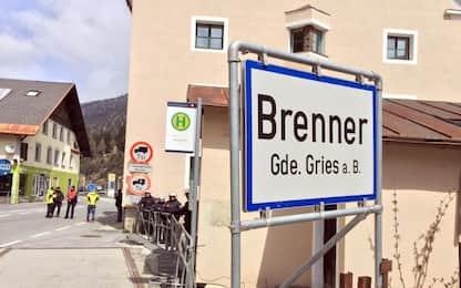 Migranti, l'Austria: se necessario chiudiamo il Brennero in 24 ore
