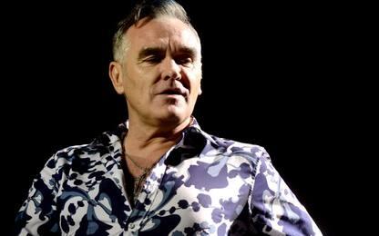 """Morrissey: """"A Roma minacce da un agente. Annullo i concerti in Italia"""""""
