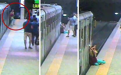 Roma, donna trascinata da vagone della metro: indagato il macchinista