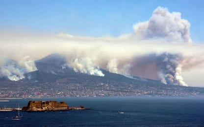 Incendi: in sette mesi bruciati gli stessi ettari di tutto il 2016