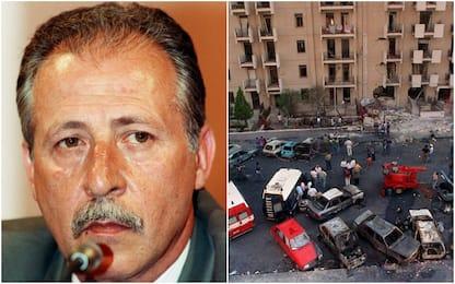 Via D'Amelio, conferma ergastolo ai boss responsabili morte Borsellino