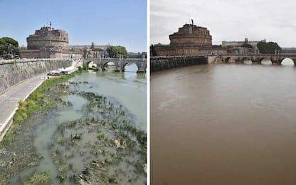 Siccità, piano Acea: turni di 8 ore senza acqua per 1,5 mln di romani