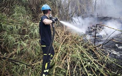 Legambiente: un incendio su tre riguarda parchi e riserve