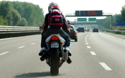 Tariffe più basse per scooter e moto in autostrada