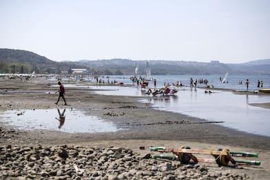 Siccità Roma, Acea: c'è accordo che evita razionamenti di acqua