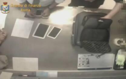 Fiumicino, furti in bagagli smarriti
