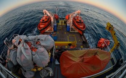 Migranti, 49 a bordo di Sea Watch e Sea Eye. Unhcr: Dare porto sicuro