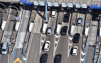 Primo sabato d'agosto: traffico sulle autostrade e ancora caldo record