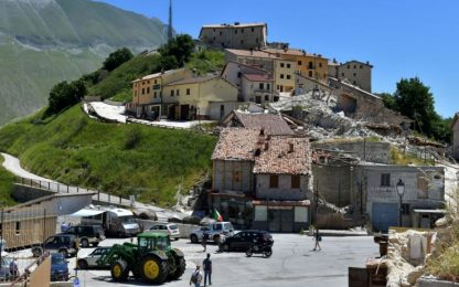 Terremoto Centro Italia, Ingv: dal 24 agosto 2016 oltre 74mila scosse