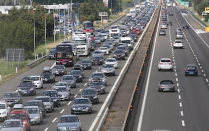 I giorni da bollino rosso: come sarà il traffico nei weekend d'agosto