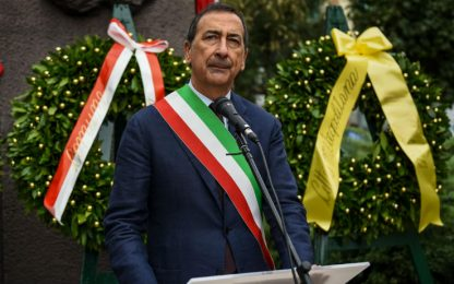 Milano ricorda l'eccidio di piazzale Loreto a 73 anni dalla strage