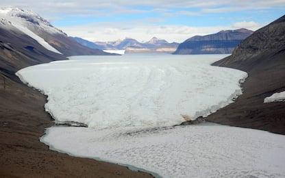 Antartide, scoperti sotto la superficie 91 nuovi vulcani