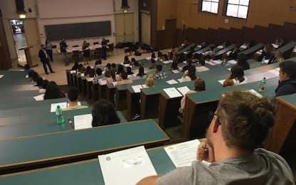 Università, a Torino l'aspirante medico più anziano ha 64 anni