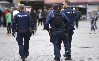 """Attacco Finlandia, ferita un'italiana. """"Terrorista mirava alle donne"""""""