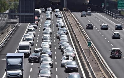 """Previsioni del traffico per l'estate 2018: ecco i giorni """"neri"""""""